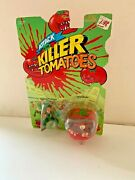 Vintage 1991 Attack Of The Killer Tomatoes Wilbur Finletter And Beefsteak Drop