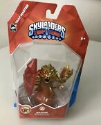 Discontinued Skylanders Trap Team Trap Master Wildfire Character Pack