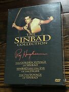 New / The Sinbad Collection 7th Voyage / Golden Voyage / Eye Of The Tiger - ..