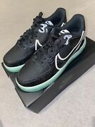 Nike Air Force 1 React Nba Black Barely Green All Sizes Available Please Message