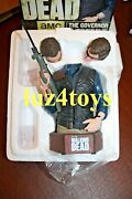 Gentle Giant The Walking Dead The Governor Bust Exclusive Edt W/ Extra Head New