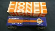 Lionel 6464-400 Bando Timesaver Mint/new W/no Built Date With Correct Hager Ob