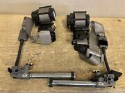 2012-13-14-2015-2016-chevrolet Traverse Enclave Gmc Acadia Seatbelts Lh And Rh