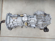 2001-2004 Chevrolet Corvette Z06 Complete Manual Transmission With Diff 3.42