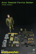 Easyandsimple 1/6 26042r Army Special Forces Sniper Tropic Version Action Figure