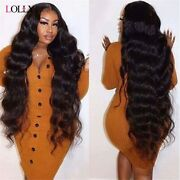 Brazilian Body Wave Lace Front Human Hair Wigs Pre Plucked Lolly Remy Lace Wigs