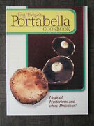 Troy Brownand039s Portabella Cookbook Lucia Lodge 1st Printing 2001 Inscribed /signed