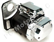 Jims 6-speed Left Side Drive Transmission With Precision Cut Gears Evo Softail