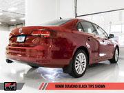 Awe Tuning Catback For Jetta 1.4t S Se Wolfsburg 2016 2017 2018 2.5in 3020-23034
