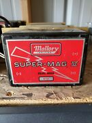Mallory Super Mag V Electronic Ignition Box 613