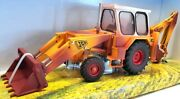 Britains 1/32 Scale Model Tractor 43280 - Jcb 3c Mark Iii Weathered