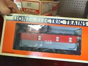Lionel 6-17606 New York Central Steel-sided Smoke Caboose With Box