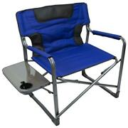 Folding Oversized Chair Big And Tall Xxl, Outdoor Portable 500 Lb Capacity Camping