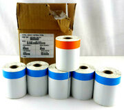 3x5 Thermal Labels .75 Core 15 Rolls 1875 Labels Open Box Free Shipping
