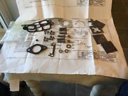 Military Truck Fits M151 A1 A2 Intake Exhaust Manifold Installation Gasket Kit