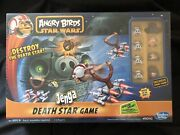 Angry Birds Star Wars Jenga Death Star Game Brand New And Sealed Hasbro