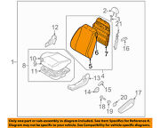 Chevrolet Gm Oem 09-11 Aveo5 Front-seat Back Assembly Right 96891096
