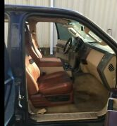 08-10 Ford F250sd King Ranch Compleat Dash With Airbag Radio And Controls