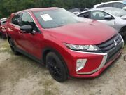 20 2020 Mitsubishi Eclipse Cross Passenger Right Front Door Assembly Painted Red