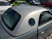 2002 03 04 05 Tbird Thunderbird Oem Removable Hard Top Silver With Glass