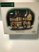 New In Box Department 56 Howard Street Row Houses Dickens Village 56.58728
