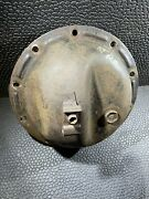 Oem 88-90 Fj62 Toyota Land Cruiser Rear Differential Axle Housing Cover