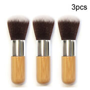 3pcs Soft Detailing Brushes For Car Cleaning Vents Dash Trim Seats Wheels