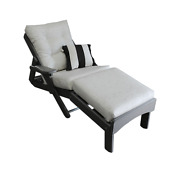 Caribbean Chaise Lounge - Recycled Plastic/poly Lumber