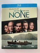 Agatha Christie And Then There Were None 2-disc Blu-ray