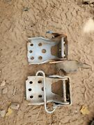 1973 - 1979 Ford F150 F100 Door Hinges Driver Side Pair Truck