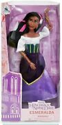 Official Disney Store The Hunchback Of Notre Dame Esmeralda Classic Doll Toy