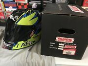 Carl Edwards 99 Aflac Duck Simpson Full Size Replica Collectors Helmet