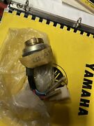 New Yamaha Gp433 Ignition Switch 1973-1975 Works No Key Snowmobile 6 Pin Con