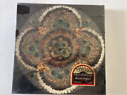 New Vintage Springbok Round Shaped Jigsaw Puzzle 500 Pieces Feather Fancy