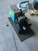 Amp / Parker Hydraulic Pump 110v Portable Power Pack New Old Stock 2 Of 2