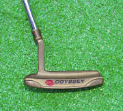 Odyssey Dual Force 660 Putter 34andrdquo Rh - Ships Fast