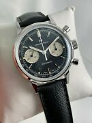 New Hamilton Intra-matic Chronograph H H38429730 Wristwatch W/ Box + Papers