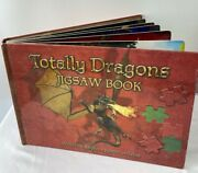 Totally Dragons Jigsaw Book Five 48-piece Puzzles