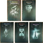 The Dark Tower Series By Stephen King 1st First Edition Rare Hardcover Books
