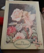 The Flowers Fairies Classic Character Collection Vintage 2001 Puzzle1000pcs