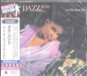 Dazz Band Let The Music Play Disco Fever Cd.