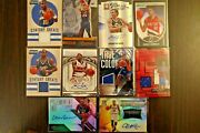 Rookie Auto Jersey Lot Gordon Hayward Tim Hardaway Greg Oden And More 100 Cards