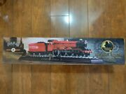 New The Noble Collection Harry Potter Hogwarts Express Die Cast Train And Base 22
