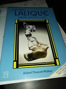 Collecting Lalique By Walker - Perfume Bottles And Glass