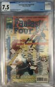 Fantastic Four Annual 27 Cgc 7.5 1st Partial Appearance Time Variance Authority