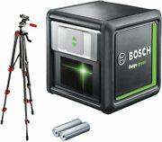 Bosch Home And Garden 0603663c01 Laser Lines Cross Quigo With Tripod 39 5/12ft