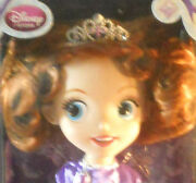 Disney Store Sofia The First Doll Singing Anything Princess New