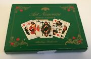 Art Nouveau 1979 Otto Tragy Playing Cards Double Deck | West Germany Complete