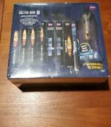 Bbc Doctor Who Dvd Giftset Limited Edition With 11th Doctor Who Screwdriver New