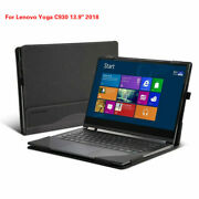 Pu Leather Detachable Cover Laptop Sleeve Case For Lenovo Yoga C930 13.9and039and039 2018